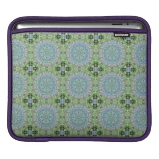 Midnight Summer Violet Rickshaw iPad Sleeve