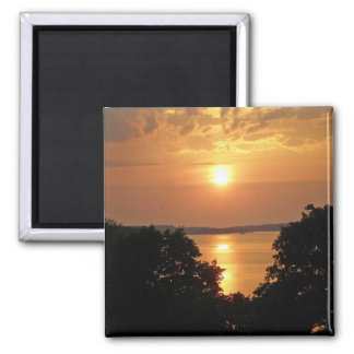 Midnight Sunset Magnet