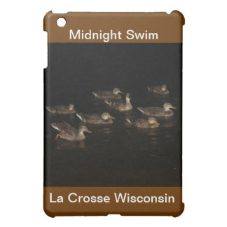 Midnight Swim Case For The iPad Mini