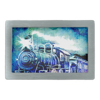 MIDNIGHT TRAIN BELT BUCKLES