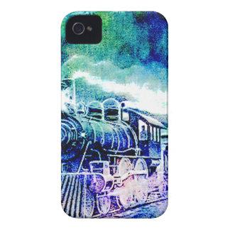 MIDNIGHT TRAIN Case-Mate iPhone 4 CASES