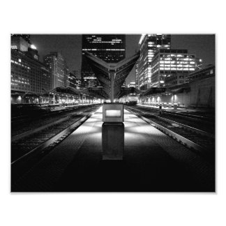 Midnight Train Photo Print