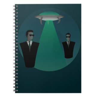 Midnight Visit Note Book