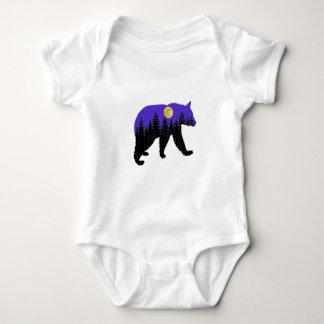 Midnight Walk Baby Bodysuit
