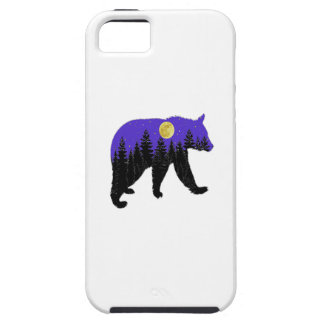 Midnight Walk iPhone 5 Case