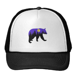 Midnight Walk Trucker Hat