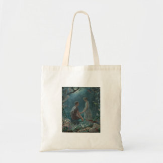 Midsummer Dream Hermia and Lysander Tote Bag