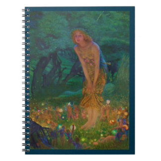 Midsummer Night Dream Fairy Circle Notebook