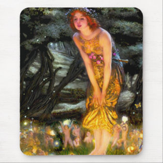 Midsummer's Eve - add a pet Mouse Pad