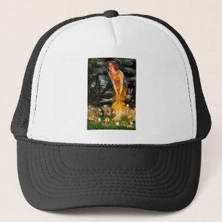 Midsummer's Eve - add a pet Trucker Hat