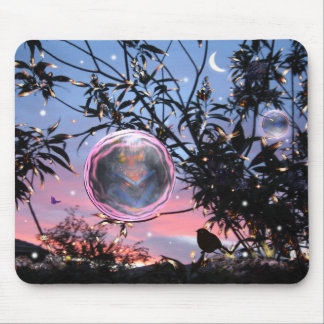 Midsummer's Eve Fairy Bubbles! Mouse Pad
