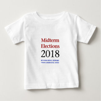 Midterm Elections 2018 Baby T-Shirt