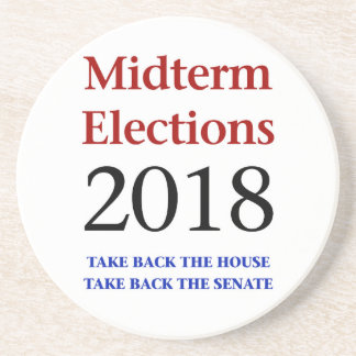 Midterm Elections 2018-Take Back Congress Coaster