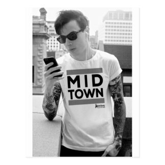 Midtown City Collection by Midtown Clothing Postcard
