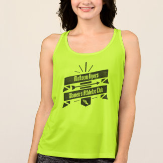 Midtown Flyers Women's Athletic Club Tank Top