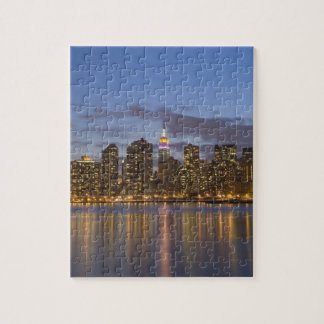 Midtown Manhattan Jigsaw Puzzle