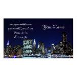 Midtown Manhattan Skyline, New York City Pack Of Standard Business Cards