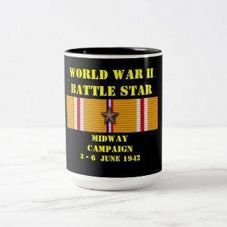 Midway Campaign Two-Tone Coffee Mug
