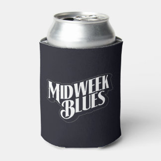 Midweek Blues Stubby Holder Can Cooler