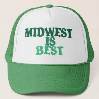 Midwest is Best Trucker Hat