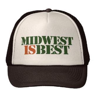 Midwest is Best Trucker Hats