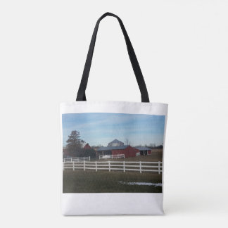 Midwestern Country Tote