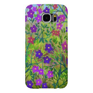 Midwestern Wildflowers Samsung Galaxy S6 Case