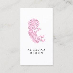 Doula Business Cards Profile Cards Zazzle Ca