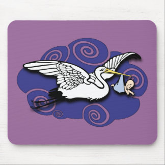 Midwife Mouse Pad