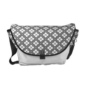 Miedasuki Japanese Pattern Messenger Bag B