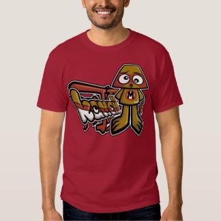 Miffed Mascot Tee Shirt
