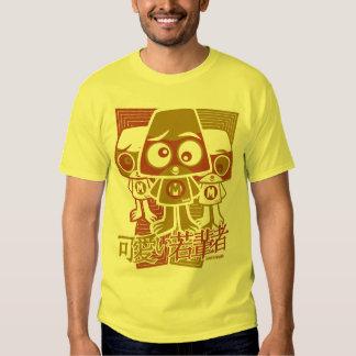 Miffed Mascot Tshirt