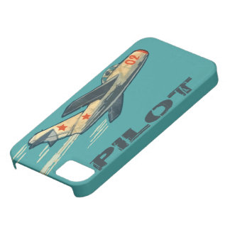 Mig 15 Russian Jet Fighter iPhone 5 Cover