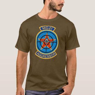 MiG-21 Aggressor Logo Shirt