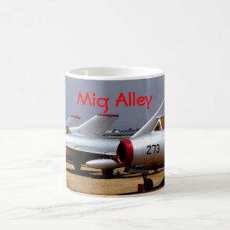 Mig Alley Coffee Mug