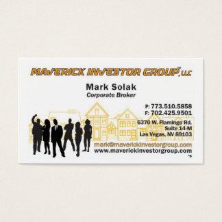 MIG Biz Card - Mark