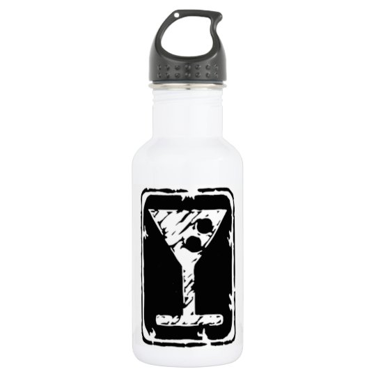 Might Be Alcohol Water Bottle