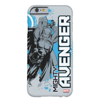 Mighty Avenger Character Graphic Barely There iPhone 6 Case