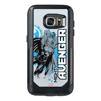 Mighty Avenger Character Graphic OtterBox Samsung Galaxy S7 Case