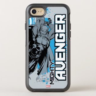Mighty Avenger Character Graphic OtterBox Symmetry iPhone 8/7 Case
