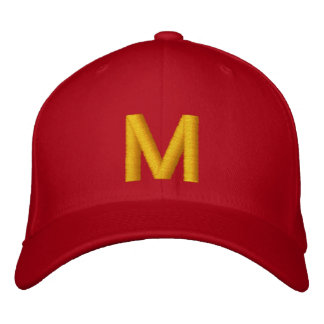 Mighty Cosplay Cap Embroidered Baseball Cap