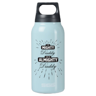 Mighty Daddy Almighty Daddy Insulated Water Bottle