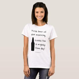Mighty Fine Day Women's T-shirt White