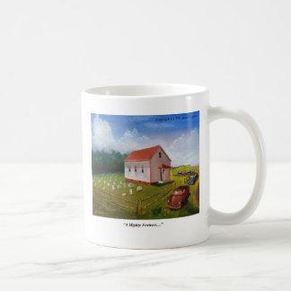 Mighty Fortress Coffee Mug