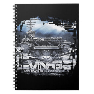 Mighty Ike Spiral Photo Notebook