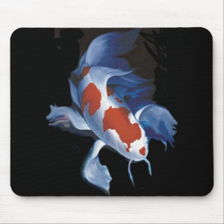 Mighty Koi Mouse Pad