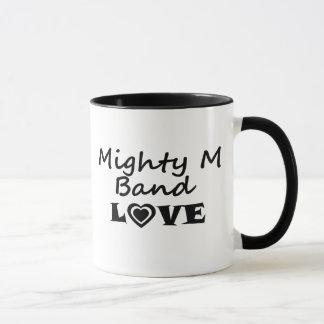 Mighty M Band Love Mug