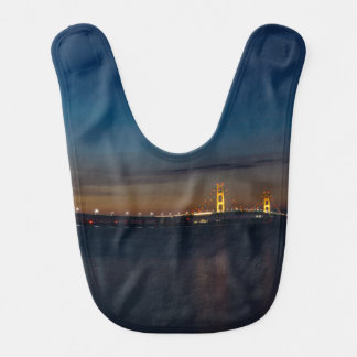 Mighty Mac At Night Pano Bib