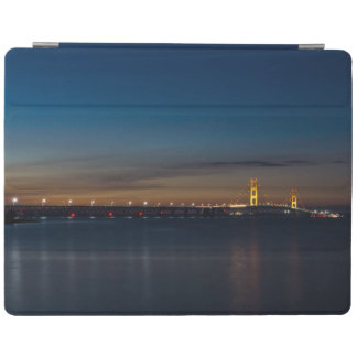 Mighty Mac At Night Pano iPad Cover