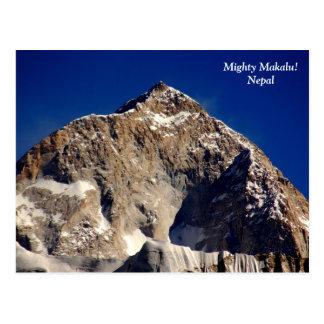 Mighty Makalu Postcard